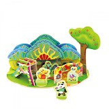 ROBOTIME Kindergarten in The Forest [F107] - 3D Puzzle